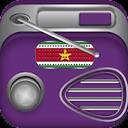 Suriname Radio Music Player : FM & AM Live Station