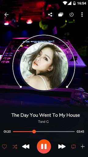 Music player android2mod screenshots 24