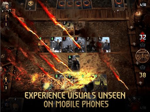GWENT: The Witcher Card Game apktram screenshots 21