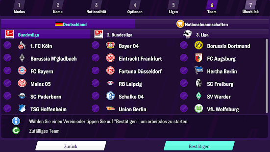 Football Manager 2020 Mobile Screenshot