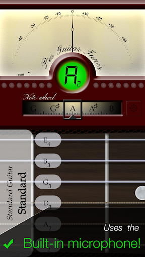 Pro Guitar Tuner 3.1.10 Screenshots 1