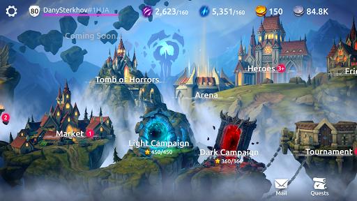 Age of Magic: Turn-Based Magic RPG & Strategy Game 1.33 Screenshots 8