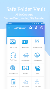 Secure Folder - App Lock Safe Folder Vault Screenshot