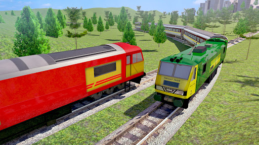 Train Simulator 2020: Modern Train Racing Games 3D 30.9 Screenshots 6