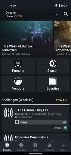 Destiny 2 Companion  Screenshots 2