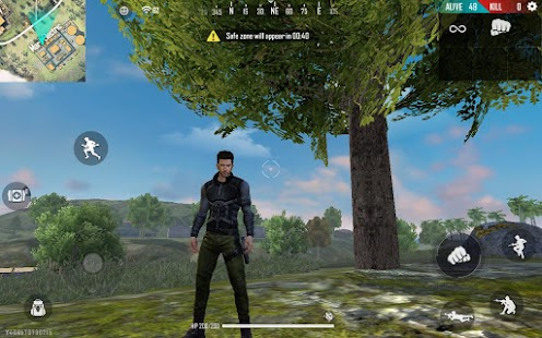 Garena Free Fire-New Beginning Screenshot