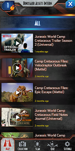 Jurassic World Facts  Screenshots 21