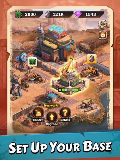 Zombie Survival: Eternal War apkpoly screenshots 16