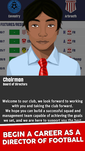 Club Soccer Director 2022  screenshots 2