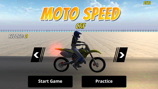 Moto Speed The Motorcycle Game  screenshots 4