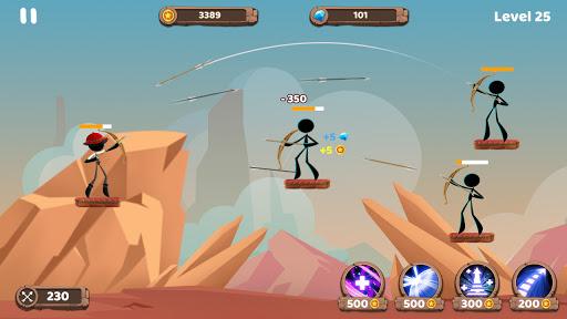 Mr. Archers: Archery game - bow & arrow 1.10.1 screenshots 6