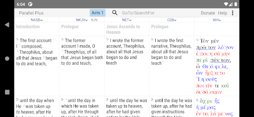 Parallel Plusu00ae offline Bible app with helps android2mod screenshots 8