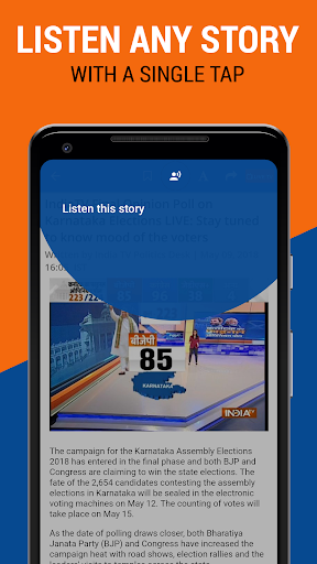 India TV - Latest Hindi News Live, Video android2mod screenshots 3