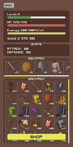 Simplest RPG Game - Text Adventure 1.8.0 screenshots 2