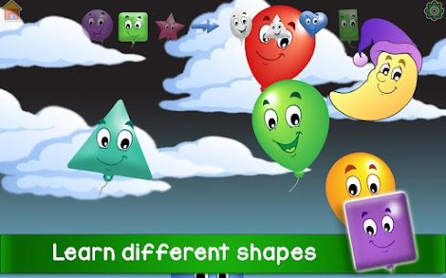 Ücretsiz Çocuk Balon Pop Oyun  Full Apk İndir 6