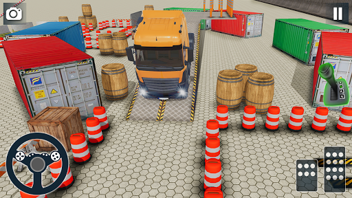 New Truck Parking 2020: Hard PvP Car Parking Games 1.6.6 screenshots 1