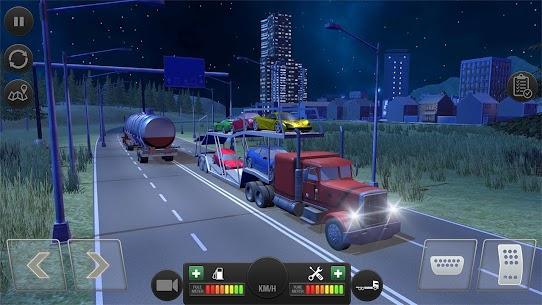Truck Simulator Transporter Game – Extreme Driving Apk 5