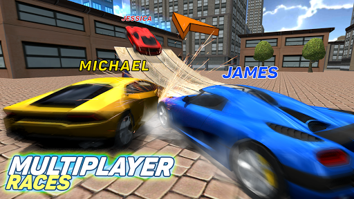 Multiplayer Driving Simulator 1.09 screenshots 15