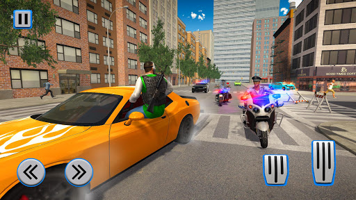 Police Moto Bike Chase Crime Shooting Games apktram screenshots 21