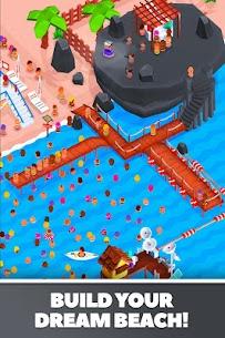 Beach Club Tycoon Mod Apk 1.0.40 (Free Purchase) 2