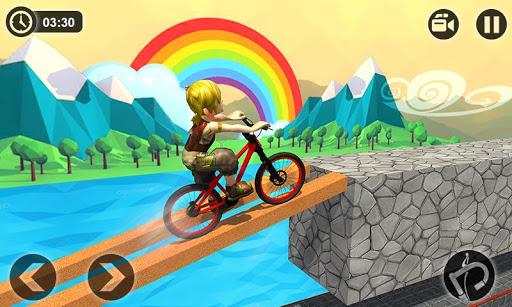 Fearless BMX Rider 2019 apkpoly screenshots 5
