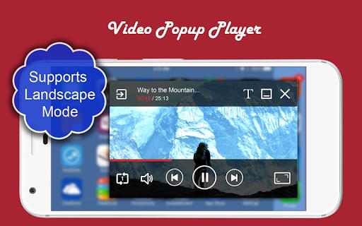 video popup player :multiple video popups screenshot 3