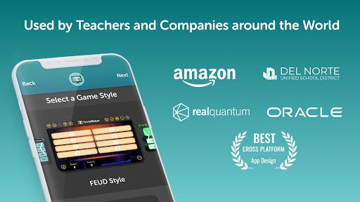 TriviaMaker - Quiz Creator, Game Show Trivia Maker 6.1.3 screenshots 2
