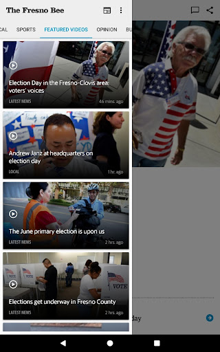 Fresno Bee newspaper 7.7.0 screenshots 11
