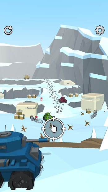 Tank Ambush screenshot 1