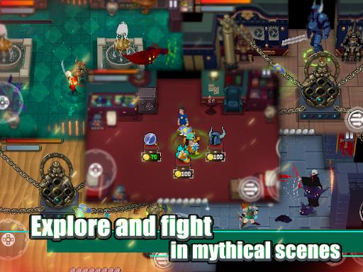 Otherworld Legends apktram screenshots 12