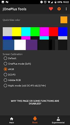 jOnePlus Tools [adb/root] Apkfinish screenshots 2