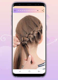 Hairstyles step by step 1.24.1.0 Screenshots 7