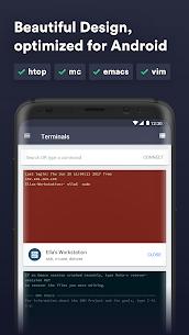 Termius – SSH/SFTP and Telnet client (PREMIUM) 5.0.0 Apk 2