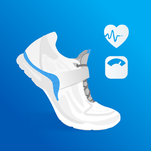 Pacer Pedometer Walking Running Step Challenges p7.12.2 by Pacer Health logo