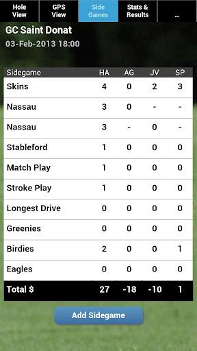 mscorecard - golf scorecard screenshot 3