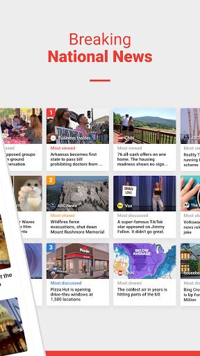 News Break: Local Breaking Stories & US Headlines  Screenshots 8