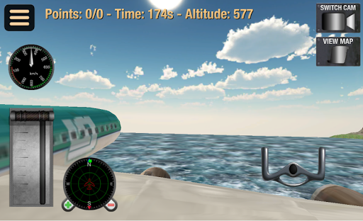 Flight Simulator: Fly Plane 3D  Screenshots 24