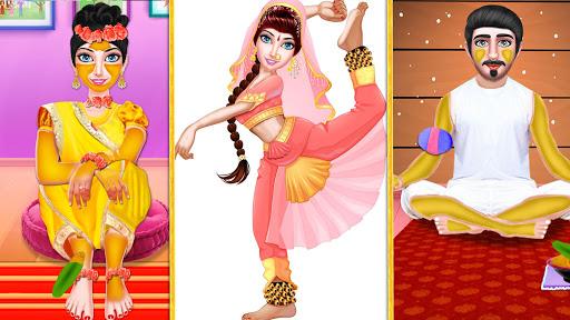 Indian Winter Wedding Arrange Marriage Girl Game  screenshots 12