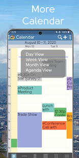 DejaOffice CRM with PC Sync - Android Outlook Sync Screenshot