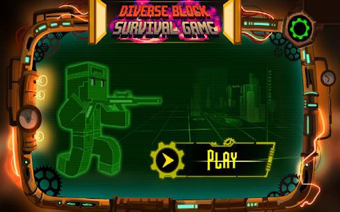 Diverse Block Survival Game 1