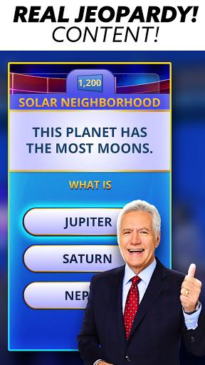 Jeopardy!u00ae Trivia Quiz Game Show 49.0.0 Screenshots 4
