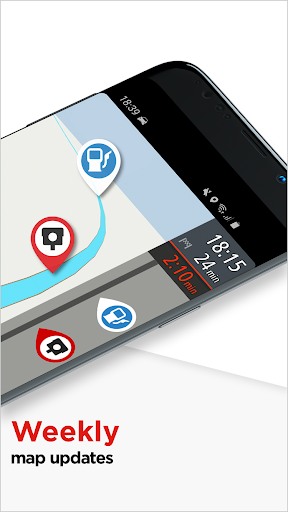 TomTom GO Navigation - GPS Maps & Live Traffic  screenshots 2