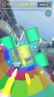 Rocket Pants Runner 3D 1.0.5 APK + Mod (Free purchase) for Android