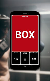 Boxing timer (stopwatch)