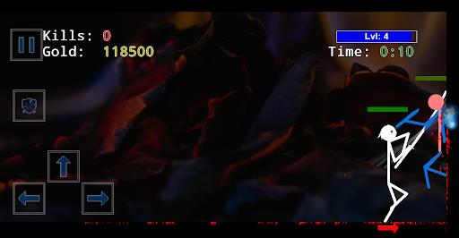 Stickman Physics Battle Arena  screenshots 19