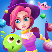 Bubble Pop 2 - Witch Bubble Shooter Puzzle Games