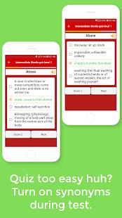 Vocabulary builder app : Free offline vocabulary