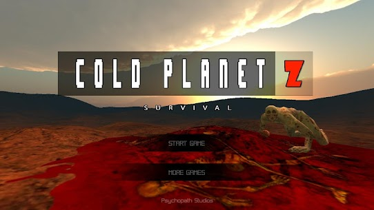 Cold Planet Z : Shooting Dead Hack for Android and iOS 5