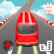 Impossible School Bus Simulator Tracks Driving