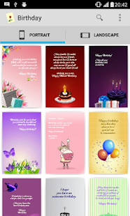 Greeting Cards Maker : Gallery for all occasions